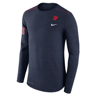 Ls Ole Miss Player Top