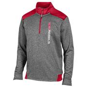 MENS UNLIMITED FLEECE QZ