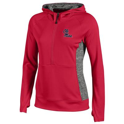 Womens Unlimited Deep Zip Hood