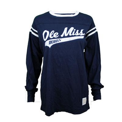 Om Banded Football Jersey