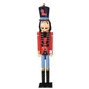 4 FT OLE MISS NUTCRACKER