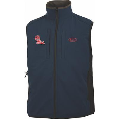 OLE MISS TECH VEST