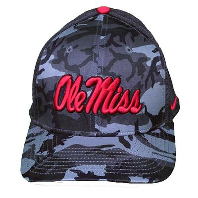 Nike Om Meshback Camo Cap