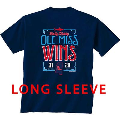 Egg Bowl Victory Ls Tee