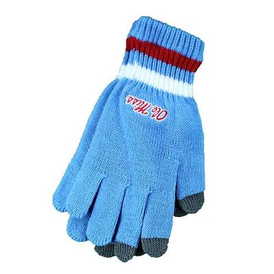 Mens Ole Miss Jumble Glove