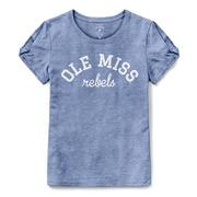 OLE MISS REBELS PHYS ED OPEN SLEEVE TEE