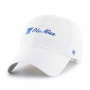 WMNS OM COHASSET CLEAN UP CAP WHITE
