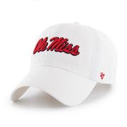 YTH WHITE OM CLEAN UP CAP WHITE