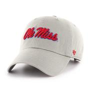 47 OLE MISS CLEAN UP CAP