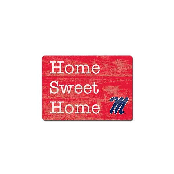Sweet Home 3x4 Wood Magnet