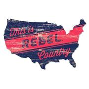 MASCOT COUNTRY 26X16 WALL MOUNT