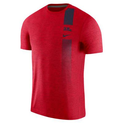 COL M NIKE DRY TOP DF TOUCH