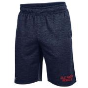 UA OMR TECH TERRY SHORT