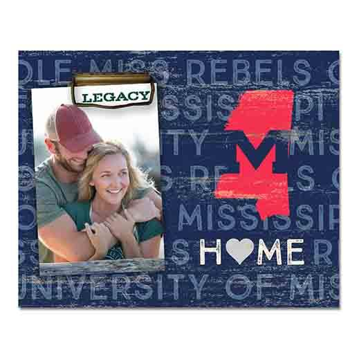 Home State 8x10 Memento Holder