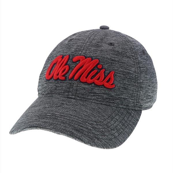 Gray Cool Fit Adjustable Cap