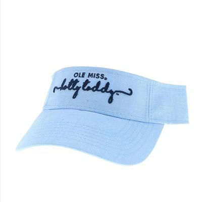 LT BL OM HT OXFORD CLOTH VISOR