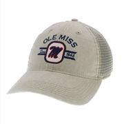 STONE DASHBOARD TRUCKER CAP