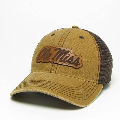 BROWN DASHBOARD TRUCKER