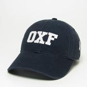 NAVY OXF RELAXED TWILL CAP NAVY