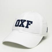 WHITE OXF RELAXED TWILL WHITE
