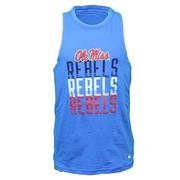 OM GIRLS CHARGED COTTON TANK