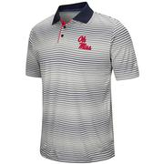 OLE MISS LESSON NUM ON SS POLO