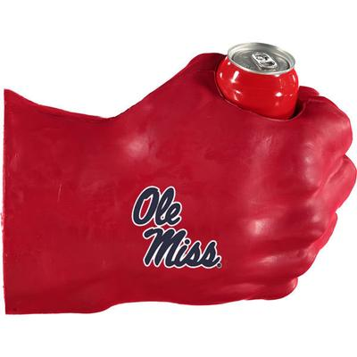 Red Ole Miss Fan Fist