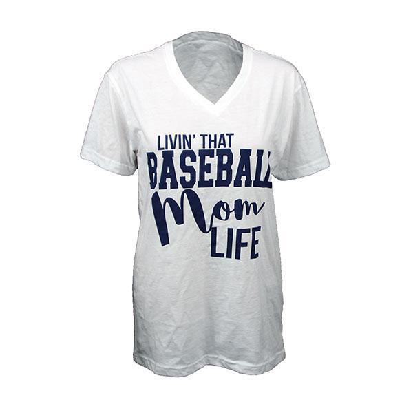 Livin That Baseball Mom Life