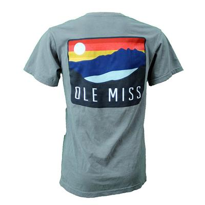 OMR SUNSET MOUNTAIN SS TEE