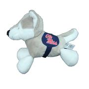 OLE MISS HUSKY DOG