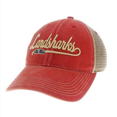 Landshark Old Favorite Trucker