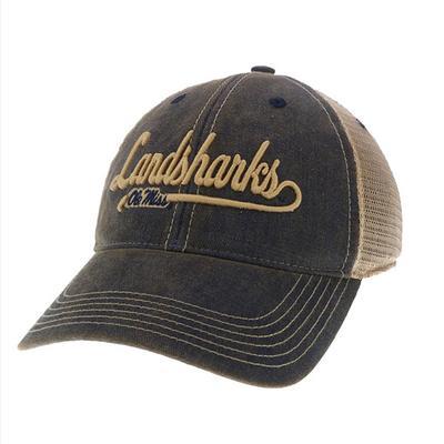 Landshark Old Favorite Trucker