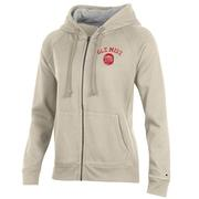 WOMENS FULL ZIP HOOD