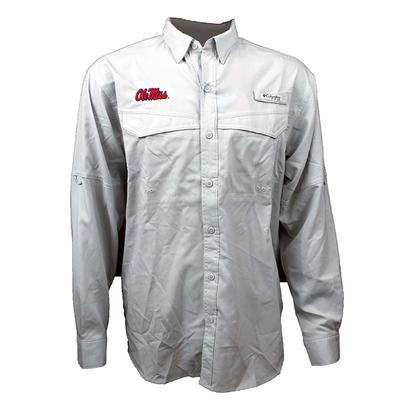 OM LOW DRAG OFFSHORE LS SHIRT COOL_GRAY