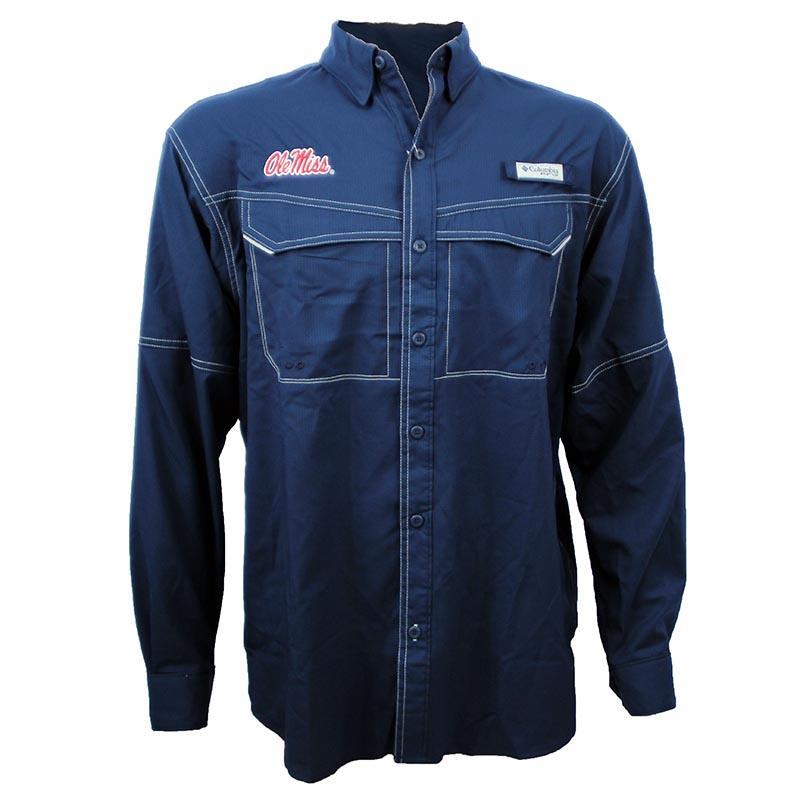 Om Low Drag Offshore Ls Shirt