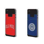 2 PACK SILICONE ID CASE