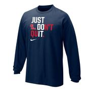DONT QUIT CORE LS TEE