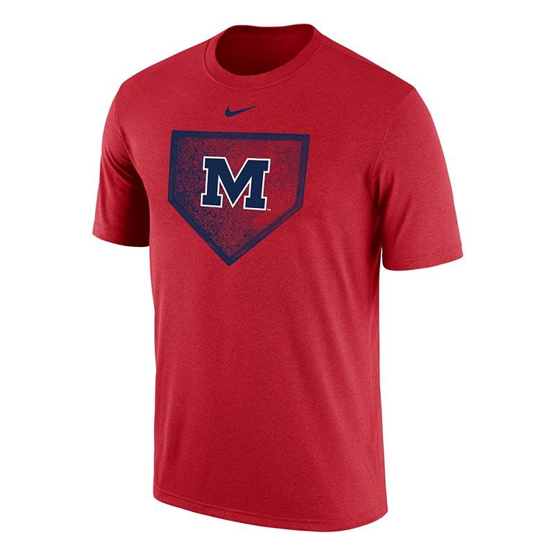 Dri Fit Cotton Home Plate Tee