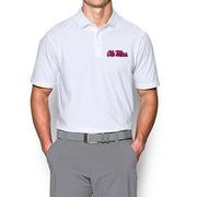 OLE MISS CHARGED COTTON POLO