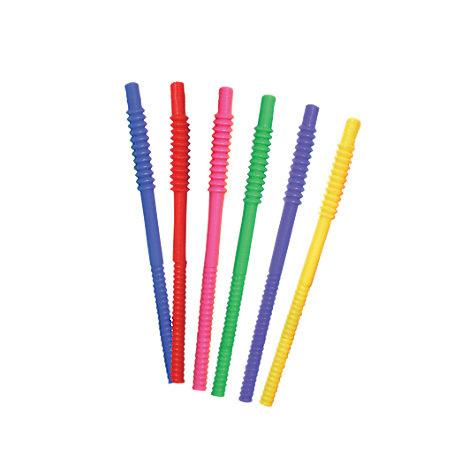 11 Inch Flexible Straws