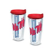 24OZ 2PK COLOSSAL TERVIS W LID