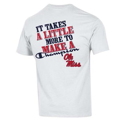 OLE MISS TAKES MORE BASIC TEE