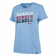 REBELS TRIO MATCH TRIBLEND TEE