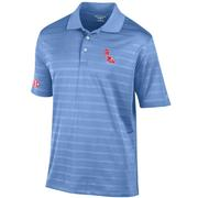 OM SEC TEXTURED SOLID POLO