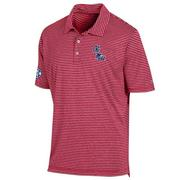 OM SEC STADIUM STRIPE POLO