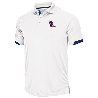 OLE MISS CLUBHOUSE POLO
