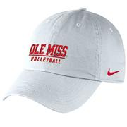 OLE MISS VOLLEYBALL CAMPUS CAP