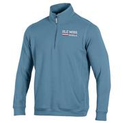 OLE MISS TWIN CHITY QTR ZIP