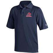 YTH LANDSHARK PERFORMANCE POLO NAVY