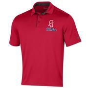 MS LANDSHARK TECH POLO